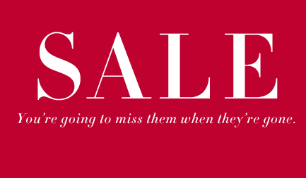 This Weekend Only: Take an Extra 50% Off Markdowns!
