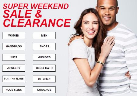 Super Weekend Sale & Clearance