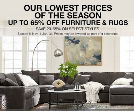 Up To 65% Off Furniture U0026 Rugs