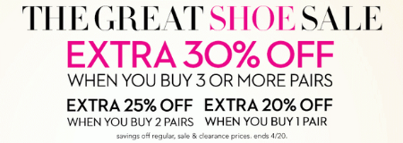 Shop & Save on Shoes at Macy's