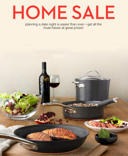 Up to 50% Off Home Sale at Macy's