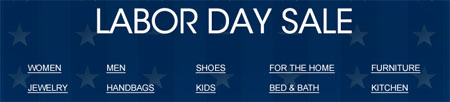 Labor Day Sale at Macy's