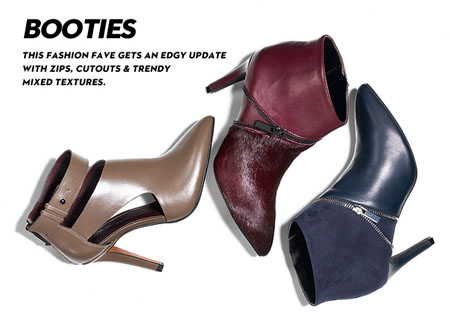 Shop New Booties at Macy's