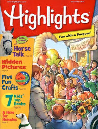 Highlights Magazine Storytime