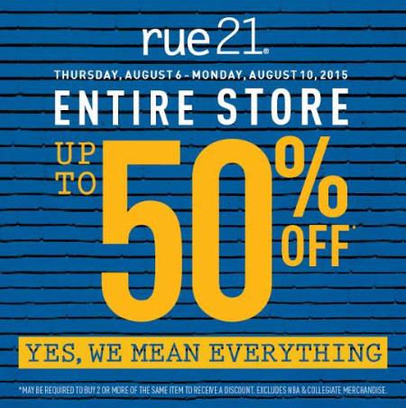 rue21 (((Now Open)))