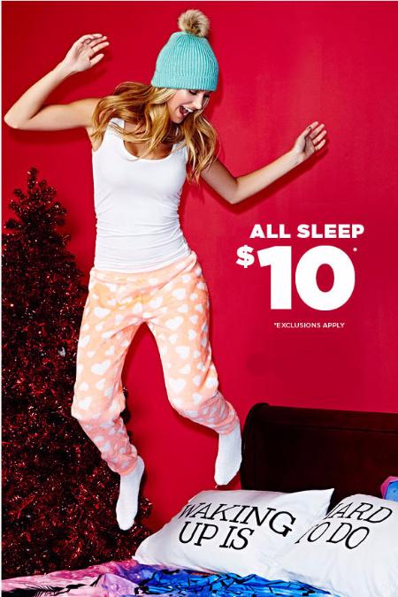 $10 All Sleep