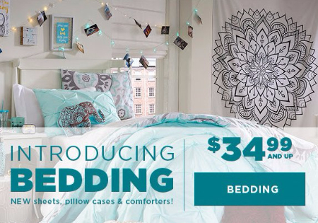Introducing New rueDecor Bedding