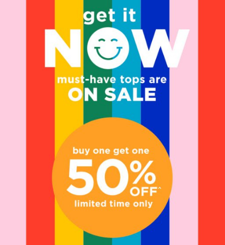 The Mall at Fox Run ::: Buy One, Get One 50% Off ::: rue21