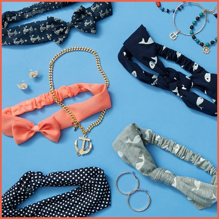 Sail Away to Spring Time With These Headbands at rue21