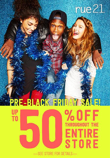 Pre – Black Friday Sale!