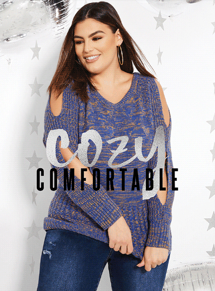 579dea0e64b The Mall at Stonecrest     Our Latest Sweaters     Ashley Stewart
