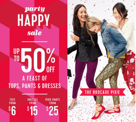 Up to 50% Off Party Happy Sale