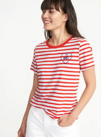 d7fd7acd9 Wareham Crossing     EveryWear Graphic Tee for Women     Old Navy
