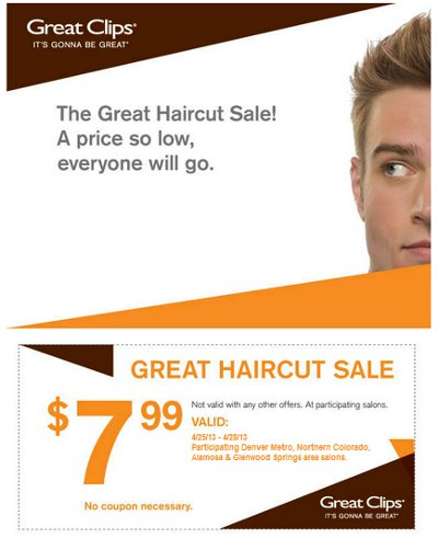 7 99 haircut great clips great at keizer station shopping center in keizer 4386 | greatclips