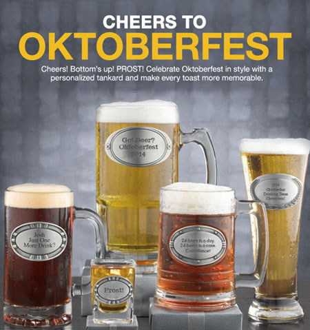 Raise Your Glass to Oktoberfest at Things Remembered