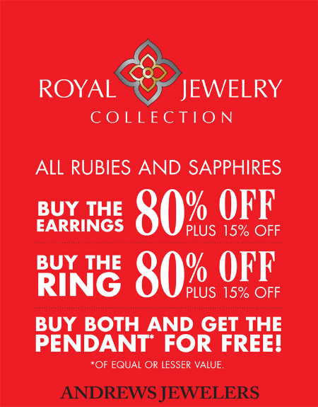 Royal Jewelry Collection at Rogers Jewelers
