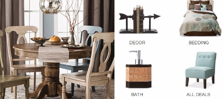 Up to 25% Off Select Home Items