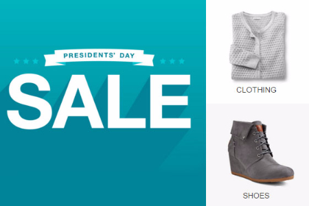 25% Off Clothing & Shoes for the Family