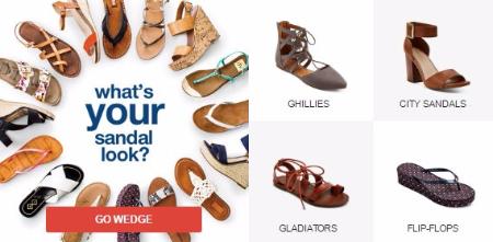 Shop Your New Fave Sandals