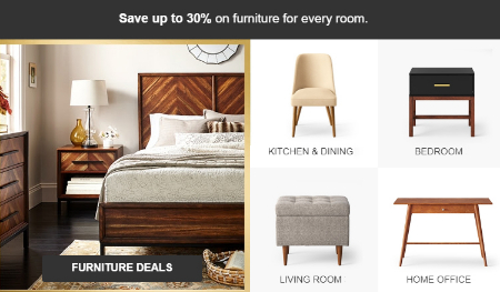 Target | Save Up To 30% On Furniture