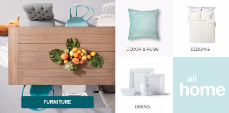 Up to 30% Off Select Home Items