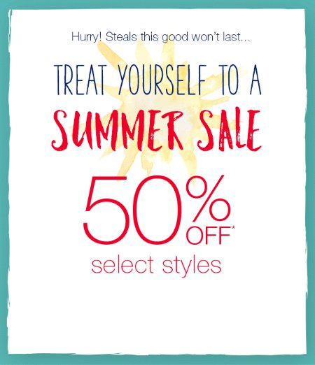 a664613687c5 Foothills Mall     Summer Sale 50% Off     maurices