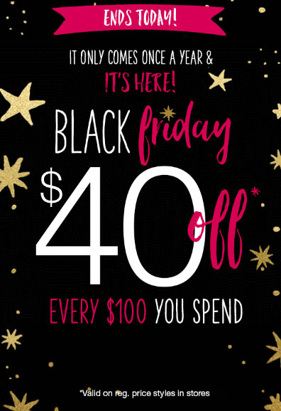 b0b91e7966d0 Northfield Square      40 Off Black Friday Sale     MAURICES