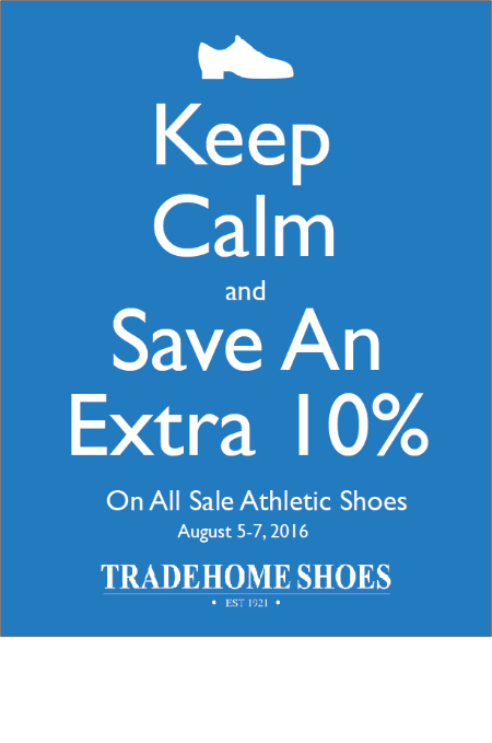Athletic Sale Additional 10% Off