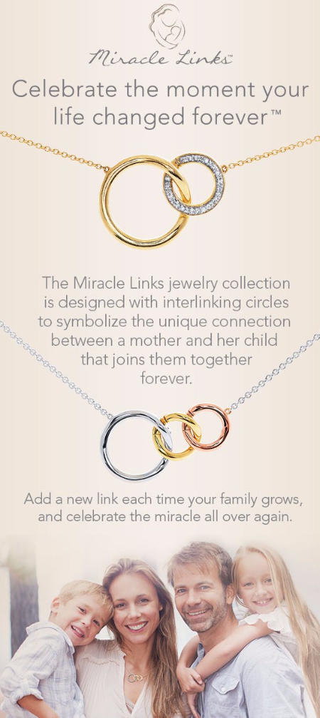 Shop The Miracle Links Jewelry Collection at Kay Jewelers