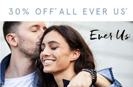 be3db27a8 CambridgeSide ::: 30% Off All Ever Us ::: Kay Jewelers
