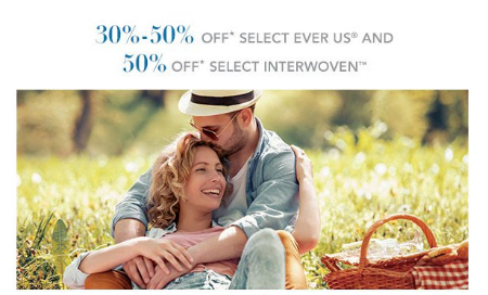 9716c1237 River Oaks Center ::: 30%-50% Off Select Ever Us and 50% Off Select ...
