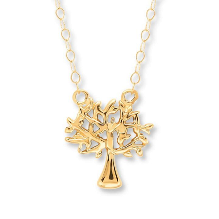 Get This Family Tree Necklace at Kay Jewelers