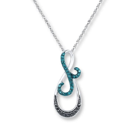 Get Excited With This Stylish Necklace at Kay Jewelers