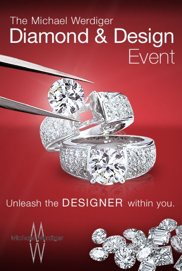 The Michael Werdiger Diamond & Design Event at Kay Jewelers