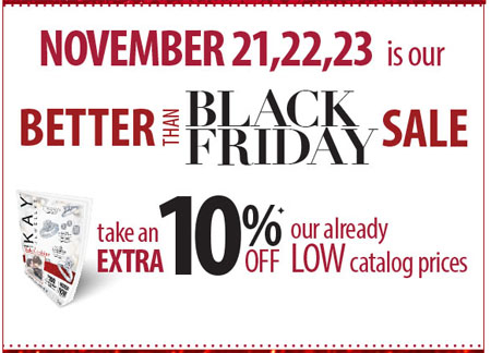 Better Than Black Friday Sale at Kay Jewelers