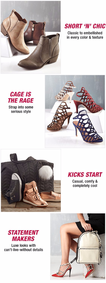 Shop the Latest in Shoes