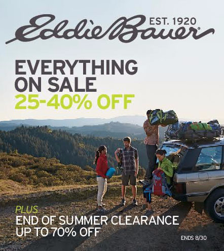 Everything On Sale 25 – 40% Off