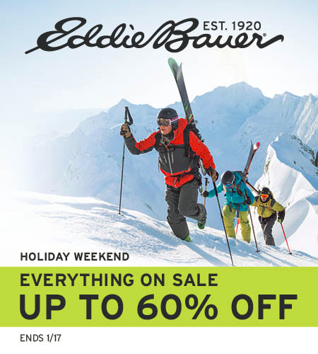 Holiday Weekend Sale Up To 60% Off!