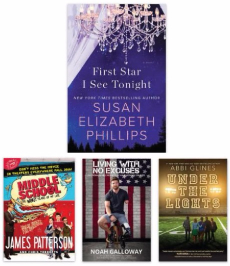 This Week at Books-A-Million