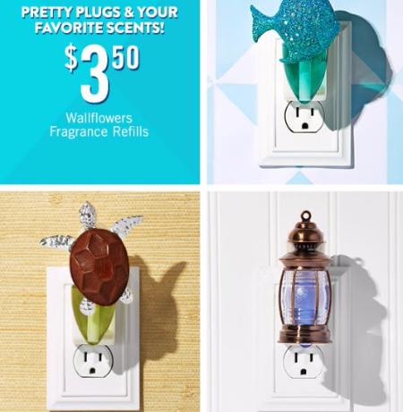 $3.50 Wallflowers Fragrance Refills