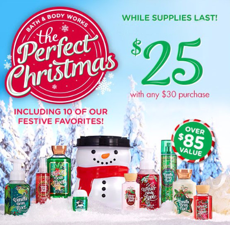 $25 Holiday Traditions Bucket With $30 Purchase or More