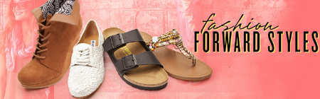 Fashion Forward Styles at Journeys