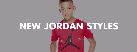 New Jordan Style