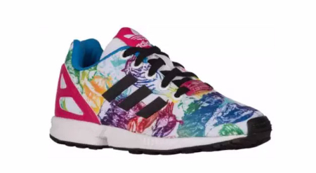 Adidas Originals ZX Flux - Girls' Grade School