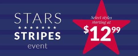 Stars & Stripes Event