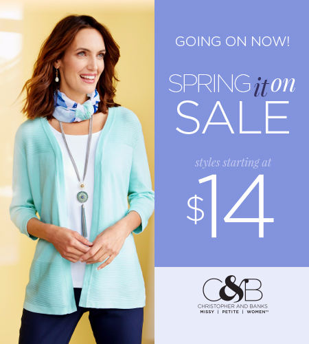 Spring It On!