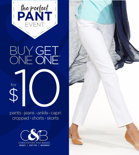 Perfect Pant Event