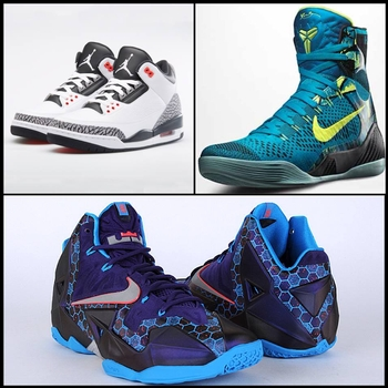 Another BIG Day Of Releases! at Foot Locker UT