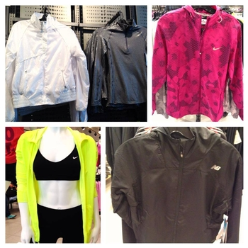 Great Lightweight Jackets at Lady Foot Locker