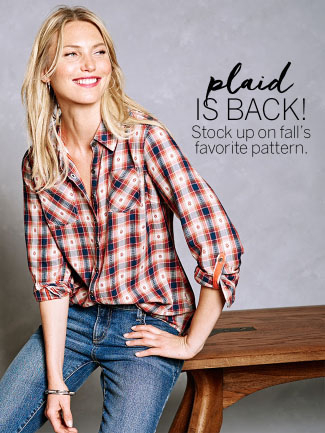 Plaid is Back